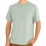bamboo-flex-pocket-tee-mft_heather-keys-green