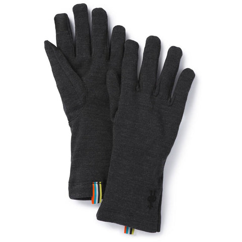Merino 250 Glove-Smartwool-Charcoal Heather-S-Uncle Dan's, Rock/Creek, and Gearhead Outfitters