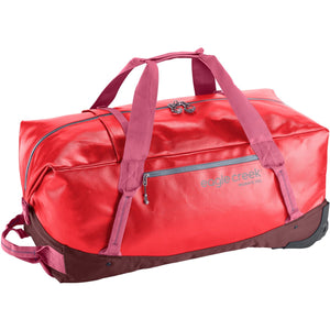 Migrate Wheeled Duffel 110L-Eagle Creek-Coral Sunset-Uncle Dan's, Rock/Creek, and Gearhead Outfitters