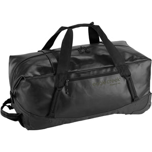 Migrate Wheeled Duffel 110L-Eagle Creek-Jet Black-Uncle Dan's, Rock/Creek, and Gearhead Outfitters