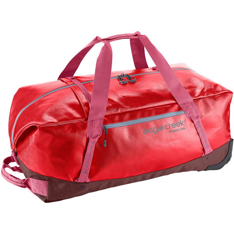 Migrate Wheeled Duffel 130L-Eagle Creek-Arctic Blue-Uncle Dan's, Rock/Creek, and Gearhead Outfitters