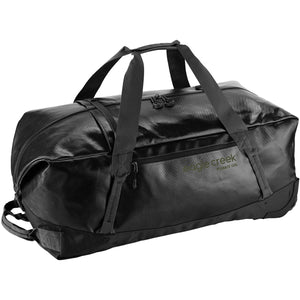 Migrate Wheeled Duffel 130L-Eagle Creek-Jet Black-Uncle Dan's, Rock/Creek, and Gearhead Outfitters