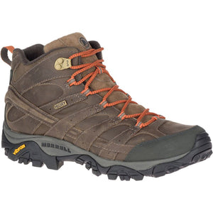 Men's Moab 2 Prime Mid Waterproof-Merrell-Canteen-10-Uncle Dan's, Rock/Creek, and Gearhead Outfitters