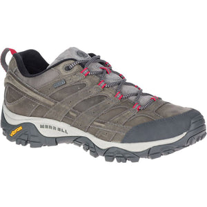 Men's Moab 2 Prime Waterproof-Merrell-Charcoal-10-Uncle Dan's, Rock/Creek, and Gearhead Outfitters