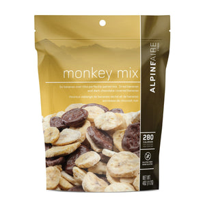 Monkey Mix-AlpineAire-Uncle Dan's, Rock/Creek, and Gearhead Outfitters