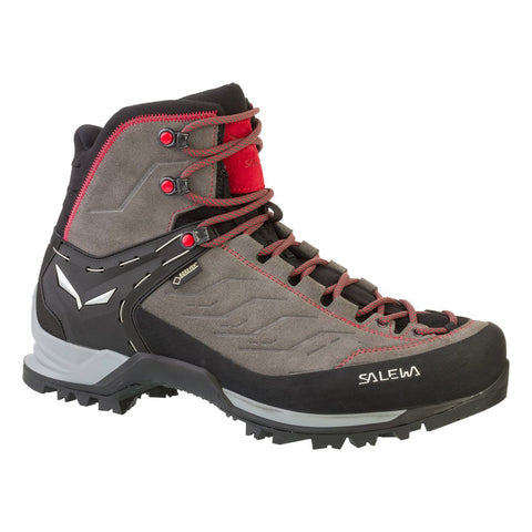 Men's Mountain Trainer Mid Gore-Tex-Salewa-Charcoal Papavero-8-Uncle Dan's, Rock/Creek, and Gearhead Outfitters