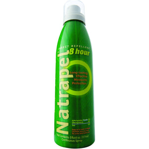 DEET-Free Insect Repellent 8 Hour - Continuous Spray 5 oz