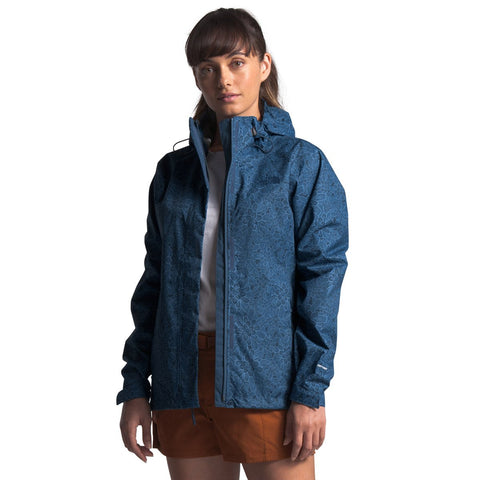 The North Face-women-s-venture-2-jacket-a2vcr_Shady Blue Floral Block Print