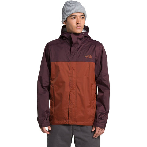 Men's Venture 2 Jacket - Clearance-The North Face-Brandy Brown/Root Brown-S-Uncle Dan's, Rock/Creek, and Gearhead Outfitters