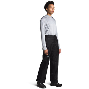 The North Face-womens-venture-2-half-zip-pant-a35e6_TNF Black/TNF Black