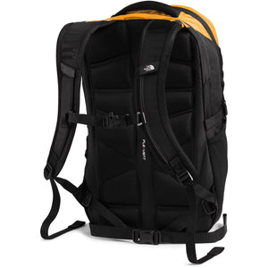 The North Face Borealis Backpack-NF0A3KV3_Summit Gold Ripstop/TNF Black