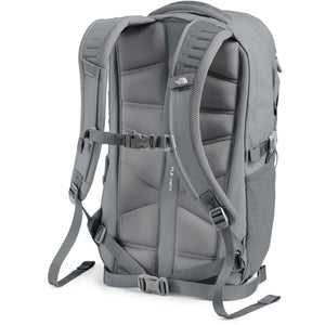 The North Face Borealis Backpack-NF0A3KV3_High Rise Grey Light Heather/TNF Navy