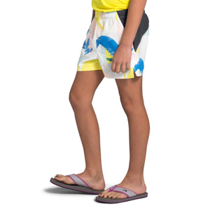 The North Face-girls-class-v-water-short-a3nih_TNF White Geo Brush Print