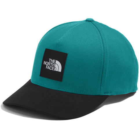 Keep It Structured Ball Cap - Clearance-The North Face-Fanfare Green/TNF Black-Uncle Dan's, Rock/Creek, and Gearhead Outfitters