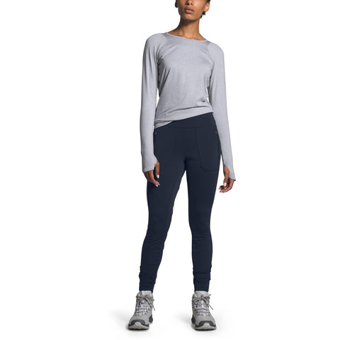 Women's Paramount Active Hybrid High-Rise Tight - Clearance-The North Face-Urban Navy-XS-Uncle Dan's, Rock/Creek, and Gearhead Outfitters