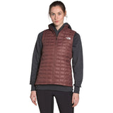Women's Thermoball Eco Vest - Clearance-The North Face-Marron Purple Matte-XS-Uncle Dan's, Rock/Creek, and Gearhead Outfitters