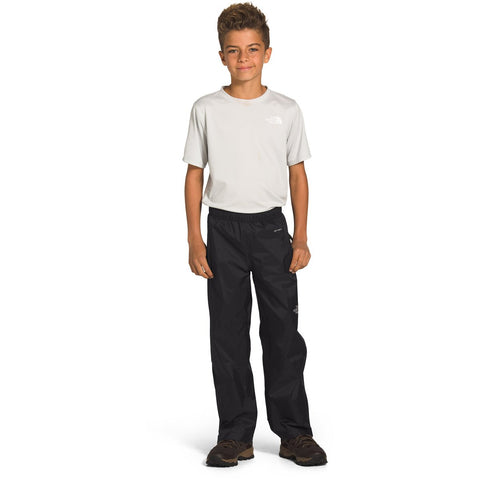 Youth Resolve Rain Pant - Clearance-The North Face-TNF Black-S-Uncle Dan's, Rock/Creek, and Gearhead Outfitters