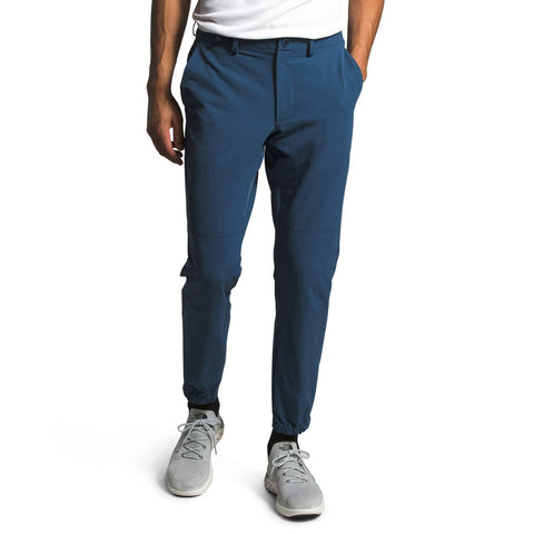 Men's Explore City Pant - Clearance-The North Face-Shady Blue-30 - Regular-Uncle Dan's, Rock/Creek, and Gearhead Outfitters