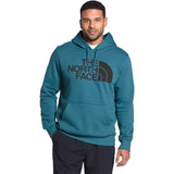 Men's Half Dome Pullover Hoodie - Clearance-The North Face-Mallard Blue/TNF Black-S-Uncle Dan's, Rock/Creek, and Gearhead Outfitters
