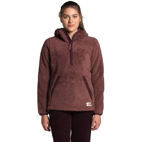 Women's Campshire Pullover Hoodie 2.0 - Clearance-The North Face-Marron Purple/Root Brown-XS-Uncle Dan's, Rock/Creek, and Gearhead Outfitters