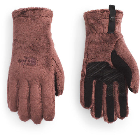 Women's Osito Etip Glove - Clearance-The North Face-Marron Purple-S-Uncle Dan's, Rock/Creek, and Gearhead Outfitters