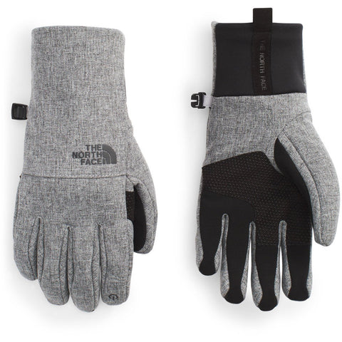 Women's Apex Etip Glove - Clearance-The North Face-TNF Medium Grey Heather-S-Uncle Dan's, Rock/Creek, and Gearhead Outfitters