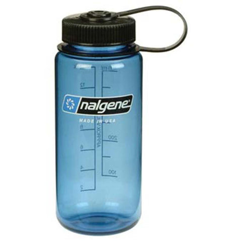16 oz Wide Mouth Bottle-Nalgene-Slate Blue-Uncle Dan's, Rock/Creek, and Gearhead Outfitters