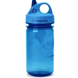 Kids Grip-N-Gulp Sippy Cup-Nalgene-Blue-Uncle Dan's, Rock/Creek, and Gearhead Outfitters