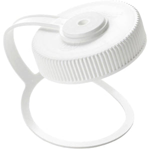 32 oz Wide Mouth Loop Top Lid-Nalgene-White-Uncle Dan's, Rock/Creek, and Gearhead Outfitters