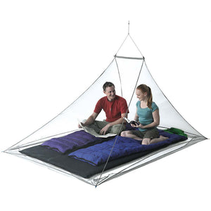Nano Mosquito Pyramid Net Shelter-Double-Sea to Summit-Uncle Dan's, Rock/Creek, and Gearhead Outfitters