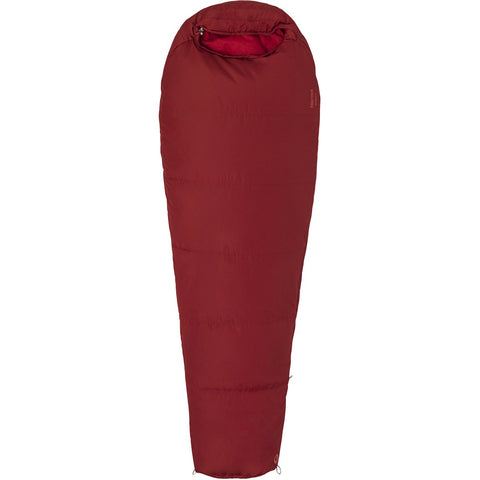 Nanowave 45 Sleeping Bag-Marmot-Brick-REG LEFT-Uncle Dan's, Rock/Creek, and Gearhead Outfitters