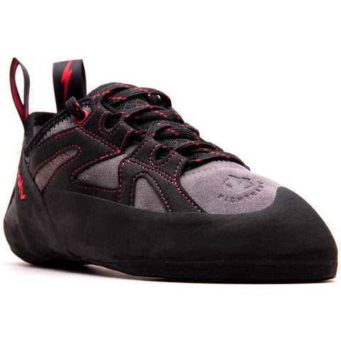 Men's Nighthawk Climbing Shoe-Evolv-Grey/Black-10-Uncle Dan's, Rock/Creek, and Gearhead Outfitters