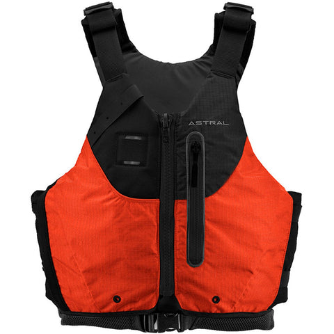 Norge PFD-Astral-Orange-S/M-Uncle Dan's, Rock/Creek, and Gearhead Outfitters