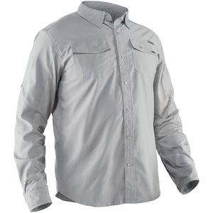Men's Long Sleeve Guide Shirt-Northwest River Supplies-Quarry-S-Uncle Dan's, Rock/Creek, and Gearhead Outfitters