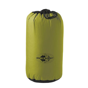 Nylon Stuff Sack 15L-Sea to Summit-Olive Green-Uncle Dan's, Rock/Creek, and Gearhead Outfitters