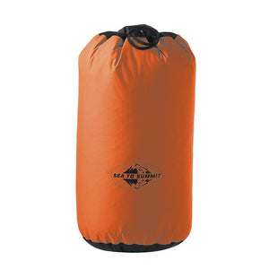 Nylon Stuff Sack 15L-Sea to Summit-Outback Red-Uncle Dan's, Rock/Creek, and Gearhead Outfitters