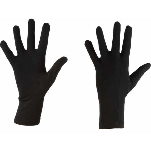 Oasis Glove Liners-Icebreaker-Black-XS-Uncle Dan's, Rock/Creek, and Gearhead Outfitters