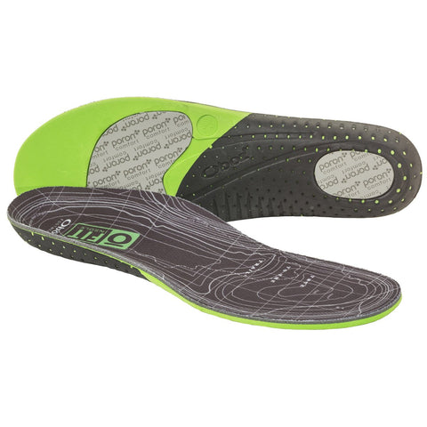 O Fit Insole Plus - Medium Arch-Oboz-Green-S-Uncle Dan's, Rock/Creek, and Gearhead Outfitters