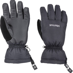 On Piste Glove-Marmot-Black-L-Uncle Dan's, Rock/Creek, and Gearhead Outfitters