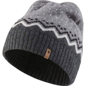 Ovik Knit Hat-Fjallraven-Grey-Uncle Dan's, Rock/Creek, and Gearhead Outfitters