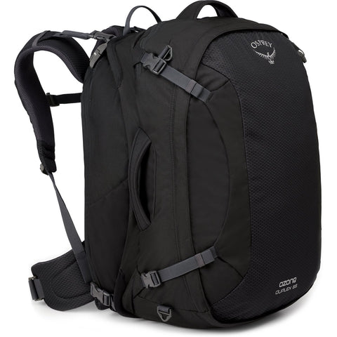 Ozone Duplex 65 Travel Pack-Osprey-Black-Uncle Dan's, Rock/Creek, and Gearhead Outfitters