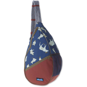 Paxton Pack-Kavu-Navy Range-Uncle Dan's, Rock/Creek, and Gearhead Outfitters