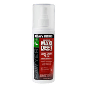 Premium Maxi-Deet Insect Repellent 3oz-Sawyer-Uncle Dan's, Rock/Creek, and Gearhead Outfitters