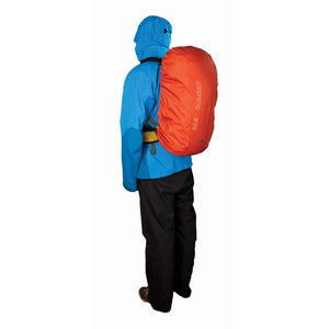 Nylon Pack Cover - Large-Sea to Summit-Outback Red-Uncle Dan's, Rock/Creek, and Gearhead Outfitters