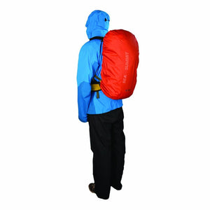 Nylon Pack Cover - Small-Sea to Summit-Outback Red-Uncle Dan's, Rock/Creek, and Gearhead Outfitters