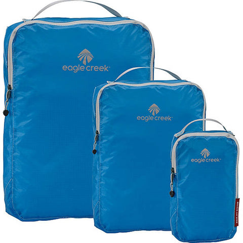 Pack-It Specter Compression Cube Set-Eagle Creek-Brilliant Blue-Uncle Dan's, Rock/Creek, and Gearhead Outfitters