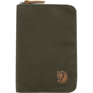 Passport Wallet-Fjallraven-Dark Olive-Uncle Dan's, Rock/Creek, and Gearhead Outfitters