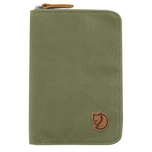 Passport Wallet-Fjallraven-Green-Uncle Dan's, Rock/Creek, and Gearhead Outfitters