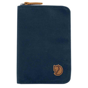 Passport Wallet-Fjallraven-Navy-Uncle Dan's, Rock/Creek, and Gearhead Outfitters