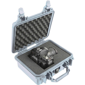 Pelicase 1200 Case-Northwest River Supplies-Silver-Uncle Dan's, Rock/Creek, and Gearhead Outfitters